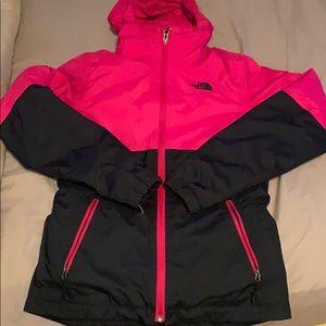 North Face Jacket W/ Liner